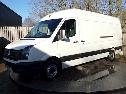 Crafter CR35 High Roof Van 2.0 Manual Diesel