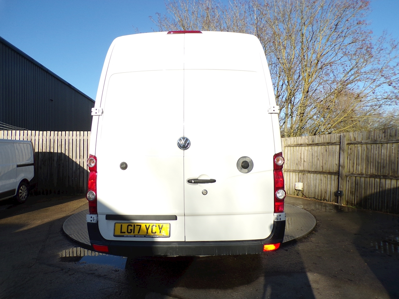 Volkswagen Crafter CR35 LWB High Roof Euro 6 **NO VAT**