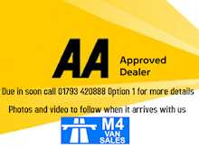 Vauxhall Movano 2.3 CDTi 3500 Double Cab Dropside Tipper  125 ps - Thumb 0