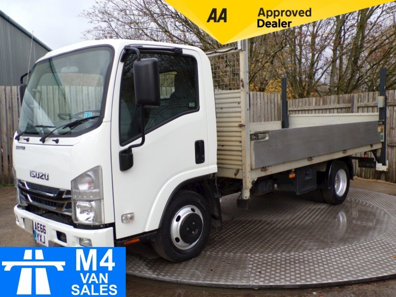 Isuzu Grafter N35.120T LWB 13FT 8