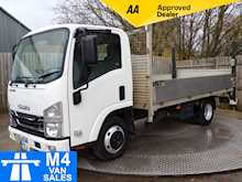 Isuzu Grafter N35.120T Grafter LWB Dropside with tailift - Thumb 0