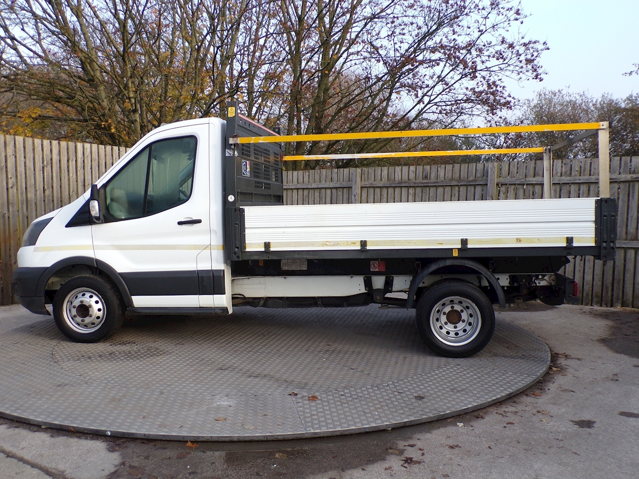 Ford Transit 2.0 350 Single Cab Tipper 1 Stop Body Euro 6