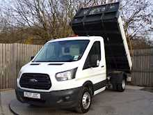 Ford Transit 2.0 350 Single Cab Tipper 1 Stop Body Euro 6 - Thumb 9