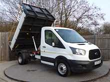 Ford Transit 2.0 350 Single Cab Tipper 1 Stop Body Euro 6 - Thumb 10