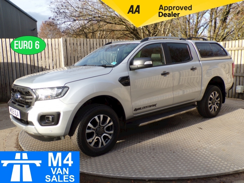 Ranger Wildtrak Double Cab Pickup 2.0 Auto Diesel