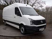 Volkswagen Crafter CR35 LWB High Roof - Thumb 3