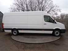 Volkswagen Crafter CR35 LWB High Roof - Thumb 4