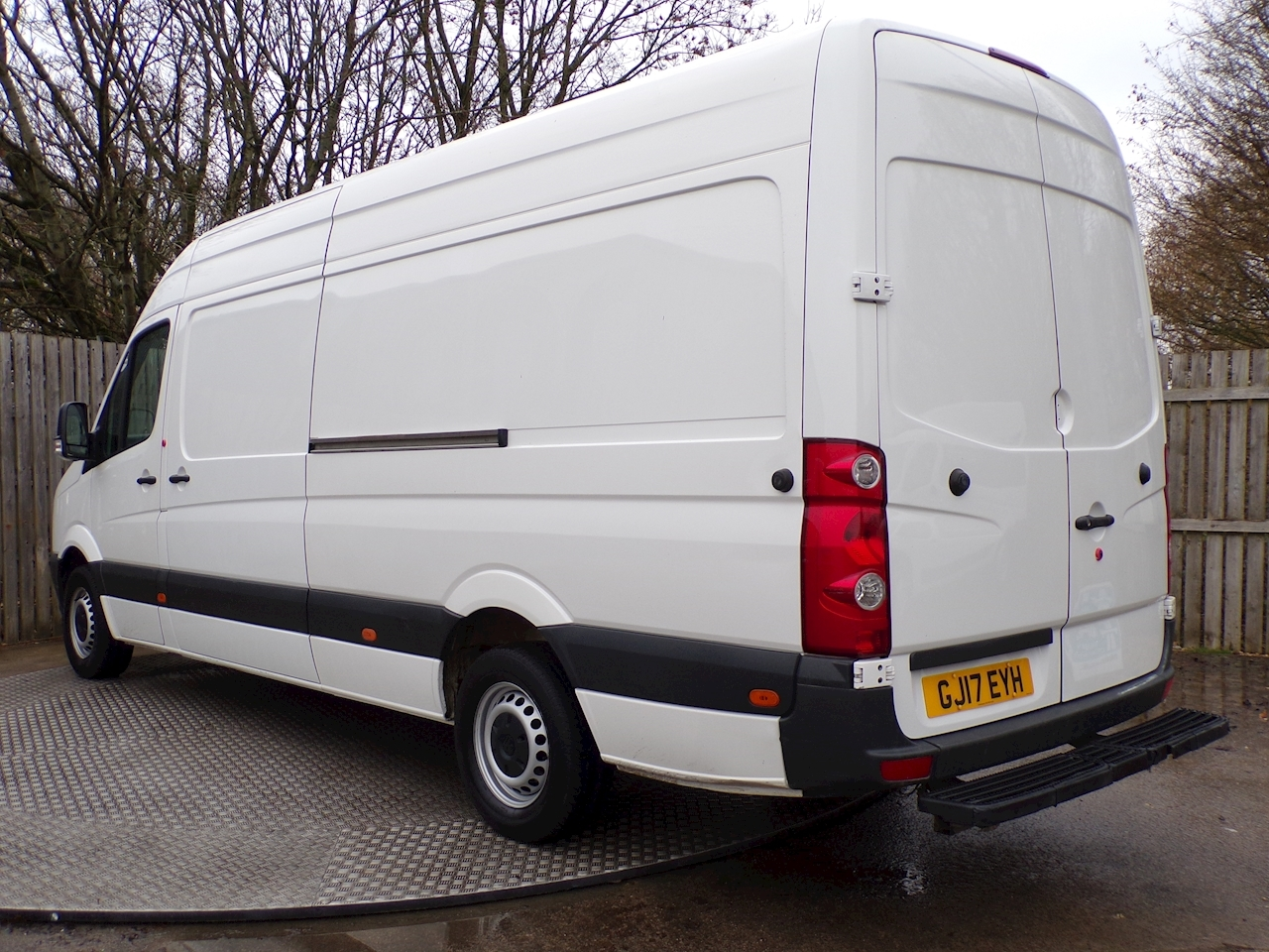 Volkswagen Crafter CR35 LWB High Roof