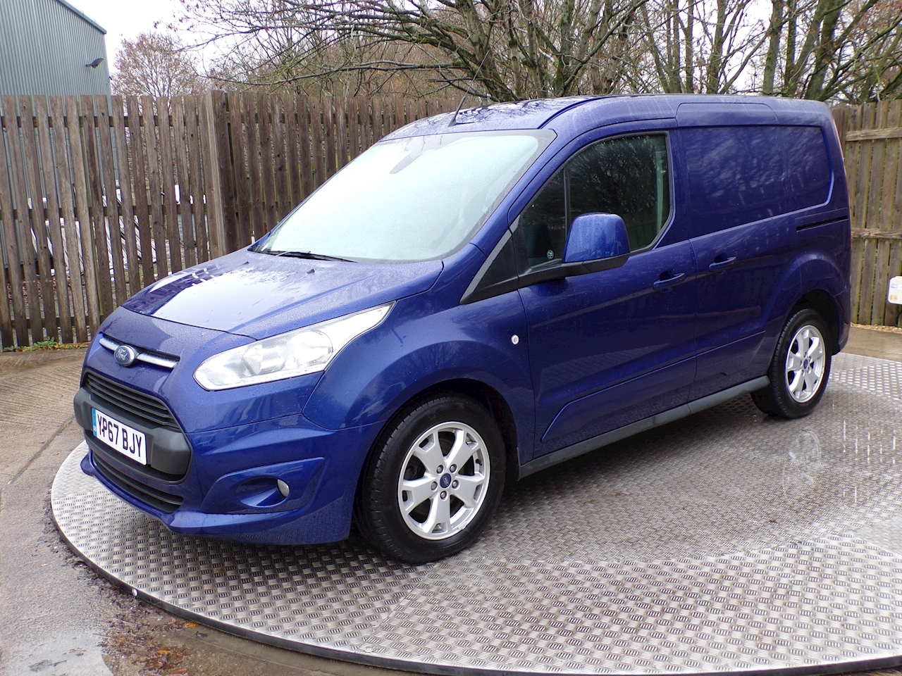 Ford Transit Connect Limited TDCI SWB A/C Euro 6