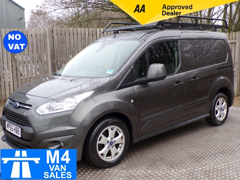 Ford Transit Connect Trend 1.5 TDCi LTD **NO VAT** Image 1