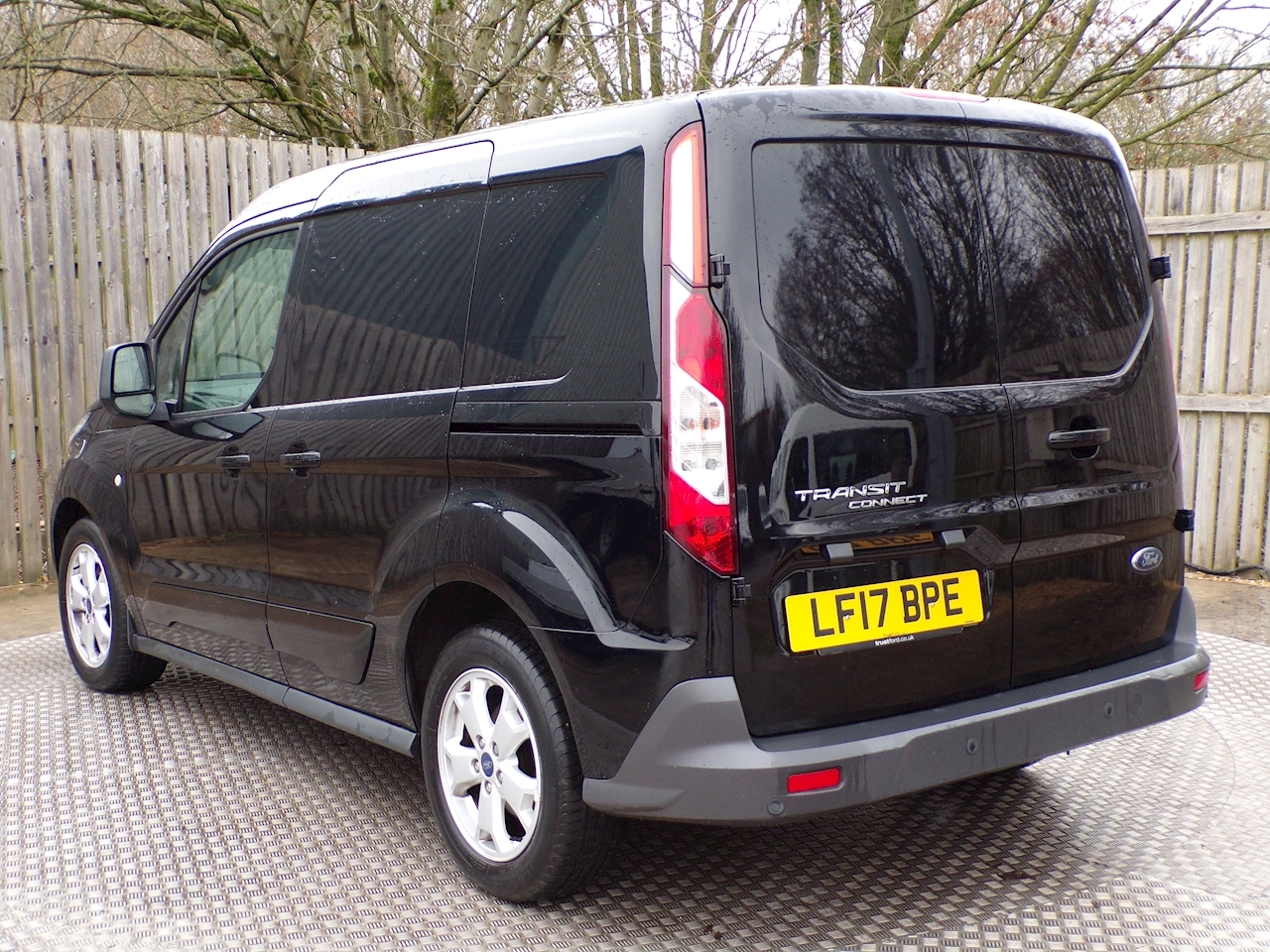 Ford Transit Connect Trend 200 TDCi 120 Ltd EURO 6