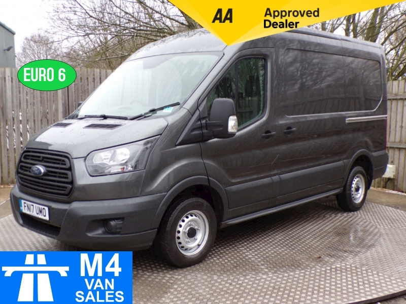 Ford Transit 2.0 290 L2 H2 A/C EURO 6 130ps Image 1