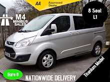 Ford Tourneo Custom Titanium L1 - Thumb 0