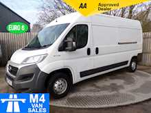 Fiat Ducato 35 Lh2 2.0 Multijet Ii High Roof 115hp Euro 6