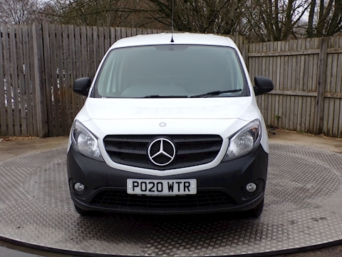 Citan Pure SWB 1.5 Manual Diesel