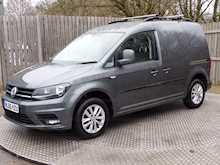 Volkswagen Caddy Highline C20 1.6 TDi - Thumb 1