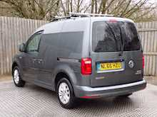 Volkswagen Caddy Highline C20 1.6 TDi - Thumb 7