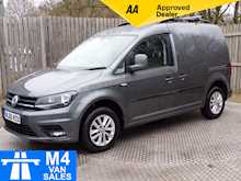 Volkswagen Caddy Highline C20 1.6 TDi - Thumb 0