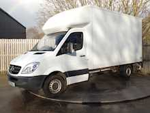 Mercedes Sprinter 313 LWB Luton With Tailift - Thumb 1