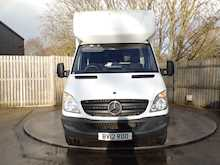 Mercedes Sprinter 313 LWB Luton With Tailift - Thumb 2