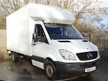 Mercedes Sprinter 313 LWB Luton With Tailift - Thumb 3