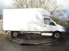 Mercedes Sprinter 313 LWB Luton With Tailift - Thumb 4