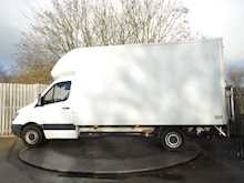 Mercedes Sprinter 313 LWB Luton With Tailift - Thumb 8
