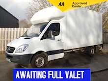 Mercedes Sprinter 313 LWB Luton With Tailift - Thumb 0