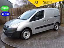 Citroen Berlingo LX L1 Automatic Euro 6 **NO VAT** - Thumb 0