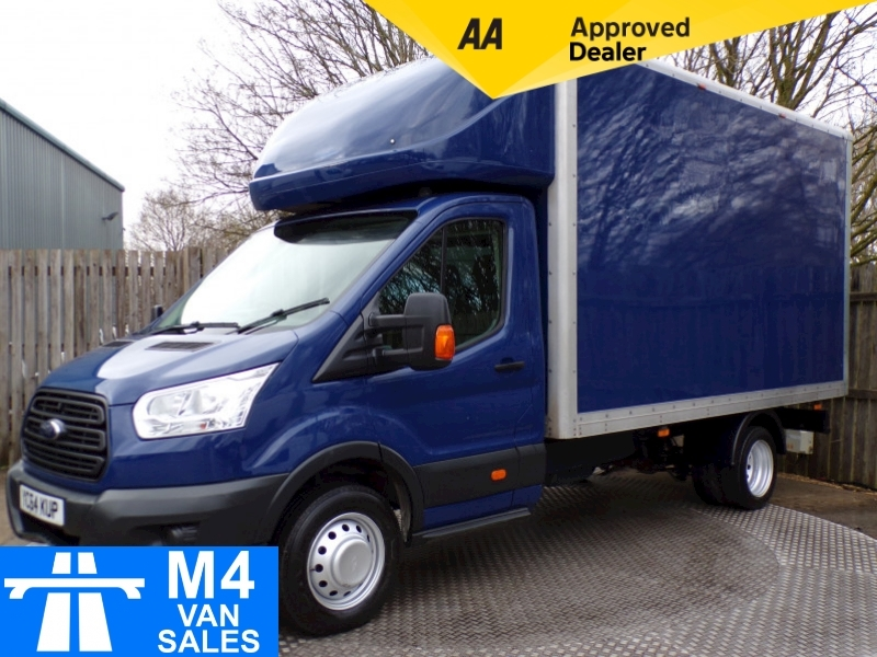 Ford Transit 2.2 TDCi 350  RWD L4 H1  125ps 13FT 5