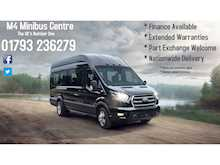 Ford Transit 15 Seater 3.5T Ideal Camper Conversion - Thumb 20
