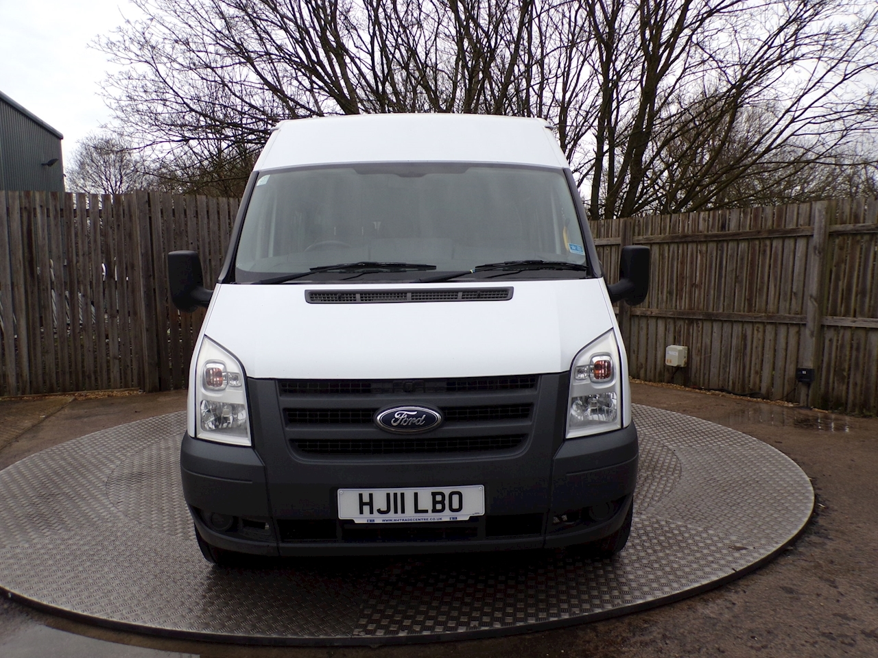 Ford Transit 15 Seater 3.5T Ideal Camper Conversion