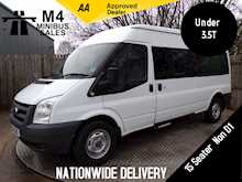 Ford Transit 15 Seater 3.5T Ideal Camper Conversion - Thumb 0