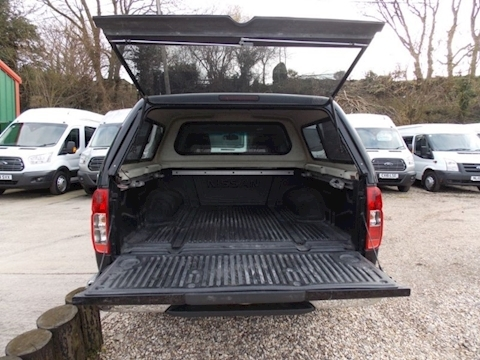 Navara 3.0 Dci Outlaw 4X4 Double Cab Pick-Up 3.0 Automatic Diesel