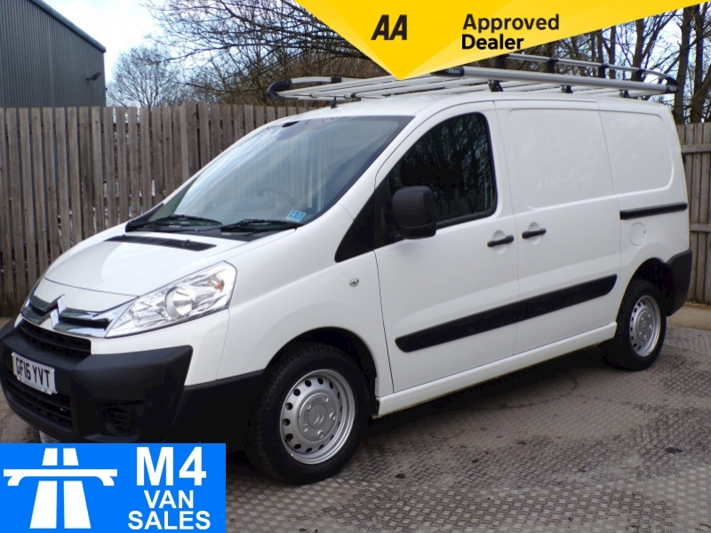 Citroen Dispatch L1H1 **LOW MILES** Image 1