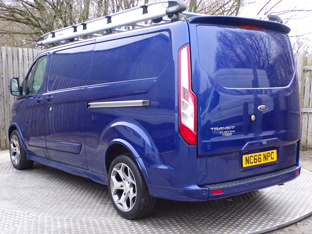 Ford Transit Custom Limited 290 EURO 6