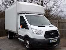 Ford Transit 2.2 TDCi 350 Luton With Tailift - Thumb 3