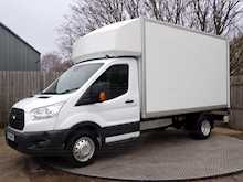 Ford Transit 2.2 TDCi 350 Luton With Tailift - Thumb 1