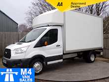 Ford Transit 2.2 TDCi 350 Luton With Tailift - Thumb 0