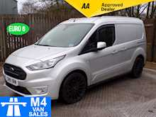 Ford Transit Connect Limited 6 Seats A/C Auto NEW SHAPE - Thumb 0