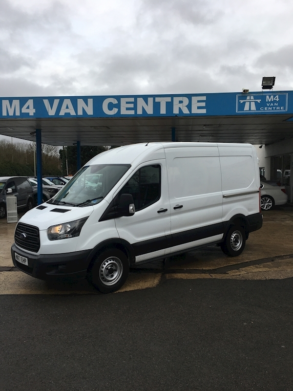 Ford Transit 2.0 330 FWD A/C L2 H2 EURO 6 130 ps Image 1