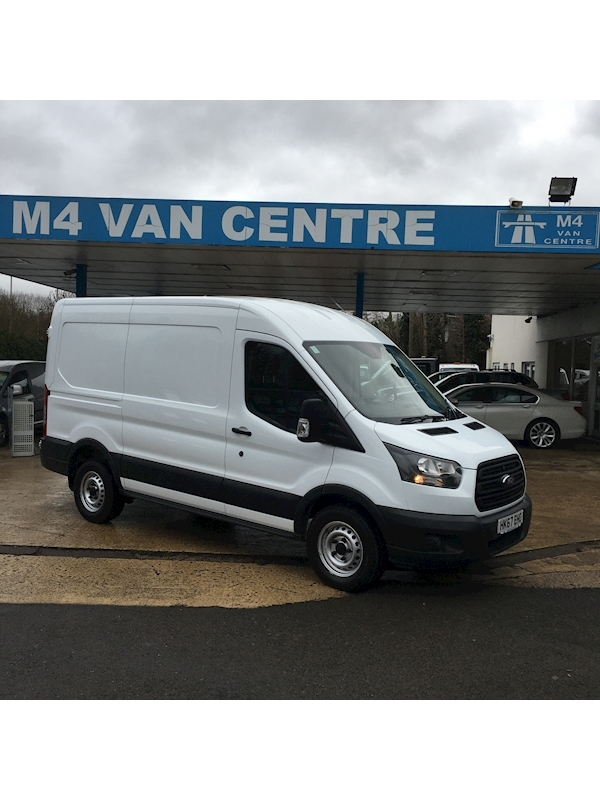 Ford Transit 2.0 330 A/C FWD L2 H2 EURO 6 (130 ps) Image 1