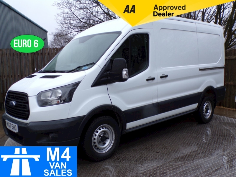 Transit 2.0 330 EcoBlue Panel Van 5dr Diesel Manual FWD L2 H2 EU6 (130 ps) Panel Van 2.0 Manual Diesel