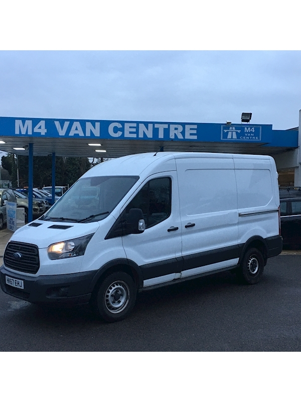 Ford Transit 2.0 330 A/C FWD L2 H2 EURO 6 130 ps Image 1