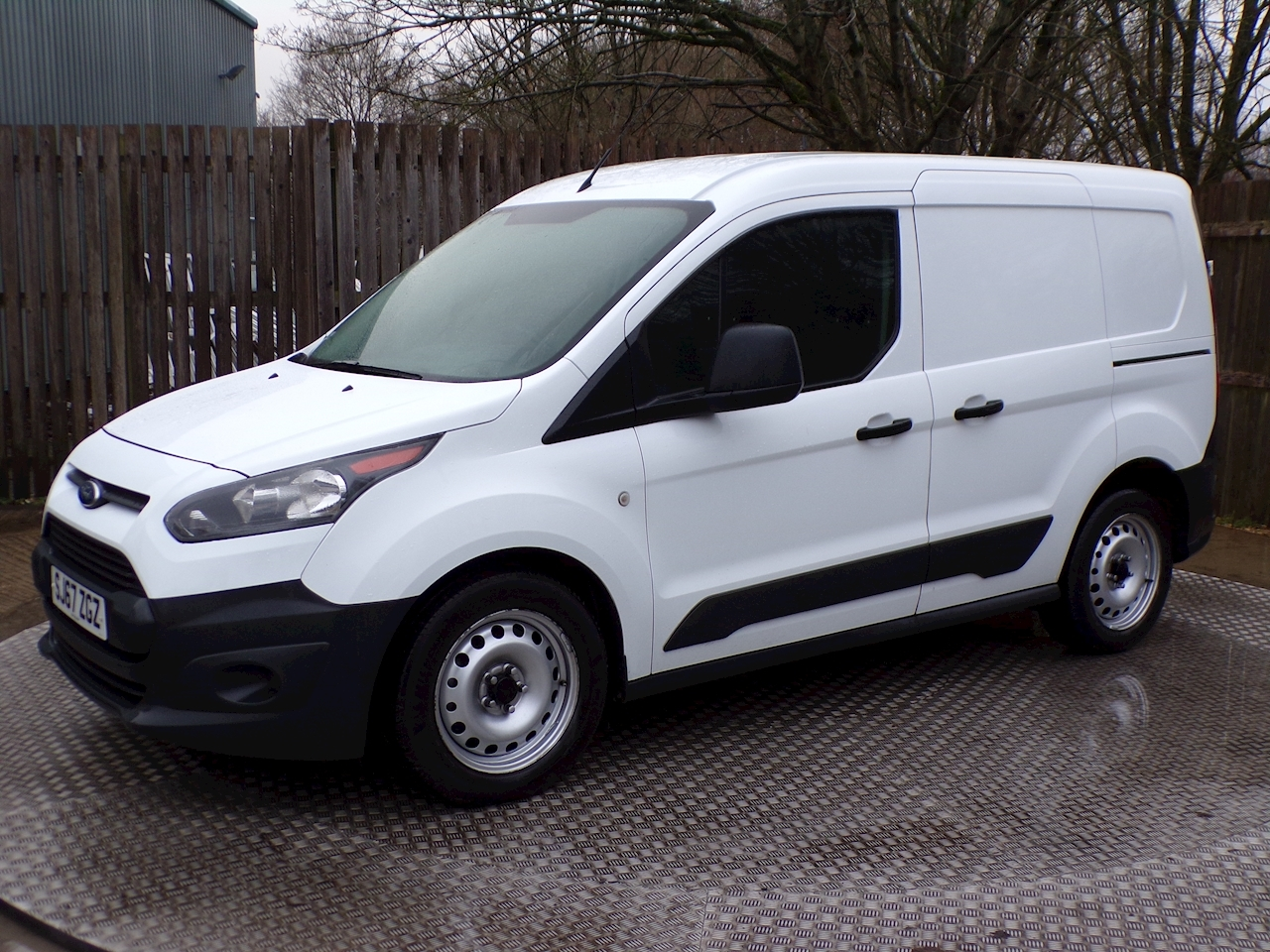 Ford Transit Connect 1.5 TDCi 220 SWB Euro 6