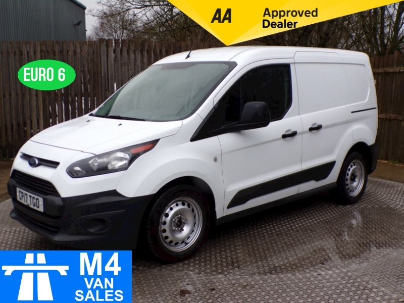 Ford Transit Connect 1.5 TDCi 220 L1 SWB Euro 6 Image 1