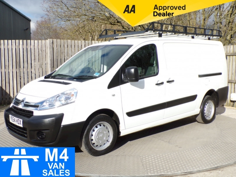Citroen Dispatch 1200 L2H1 Enterprise LWB  A/C Image 1