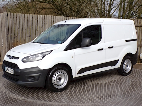 Transit Connect 1.6 TDCi 200 4dr Diesel Manual L1 (124 g/km, 113 bhp) Panel Van 1.6 Manual Diesel