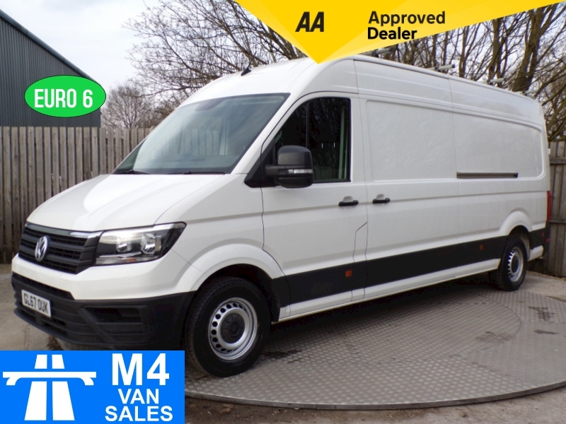 Volkswagen Crafter CR35 LWB H/R EURO 6 Image 1