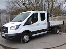 Ford Transit 350 Crewcab 1 stop tipper euro 6 - Thumb 1